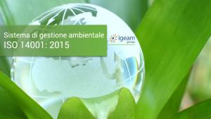 Il 15 settembre 2018 è il termine ultimo per adeguare la certificazione del sistema di gestione ambientale, norma ISO 14001 versione 2015, che andrà a sostituire la ISO 14001 versione 2004.