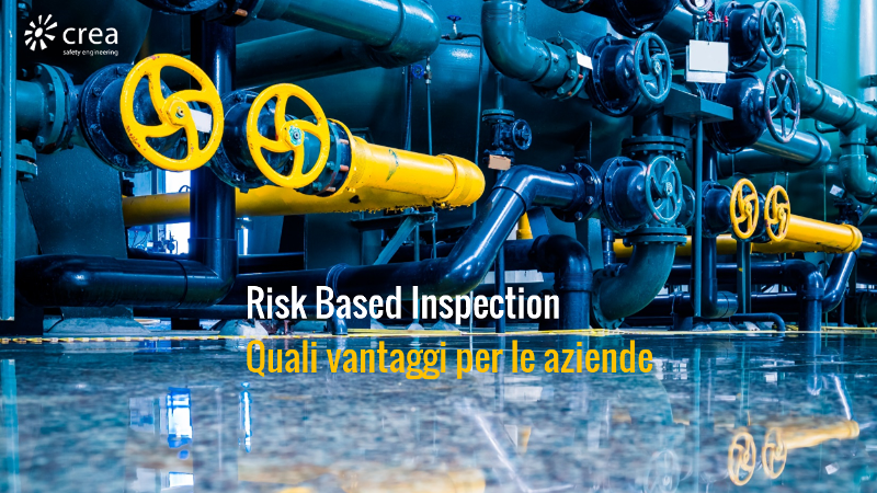 RBI risk based inspection Igeam consulenza