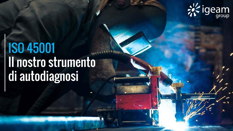 ISO 45001 autodiagnosi sistema di gestione