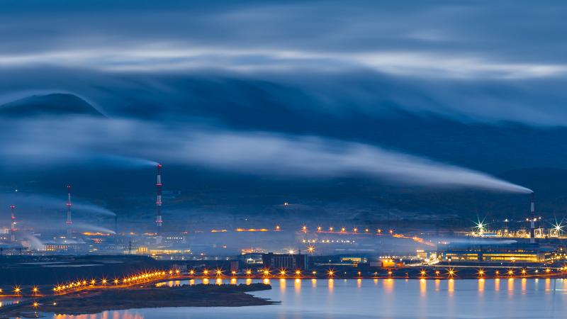 Emission trading ETS