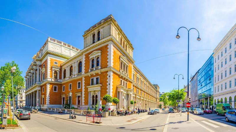 Borsa di Vienna a Roma