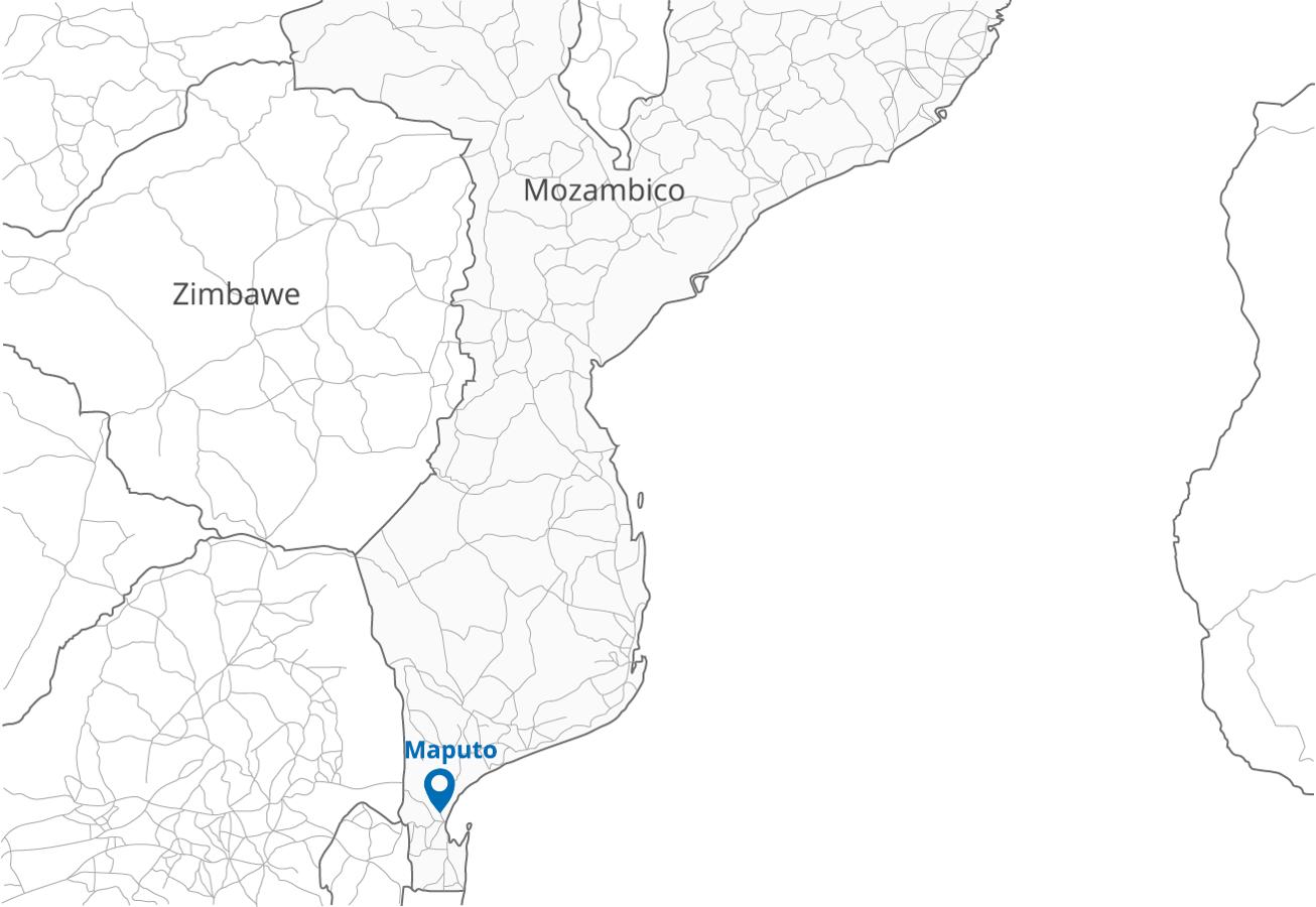 Mozambico-sede